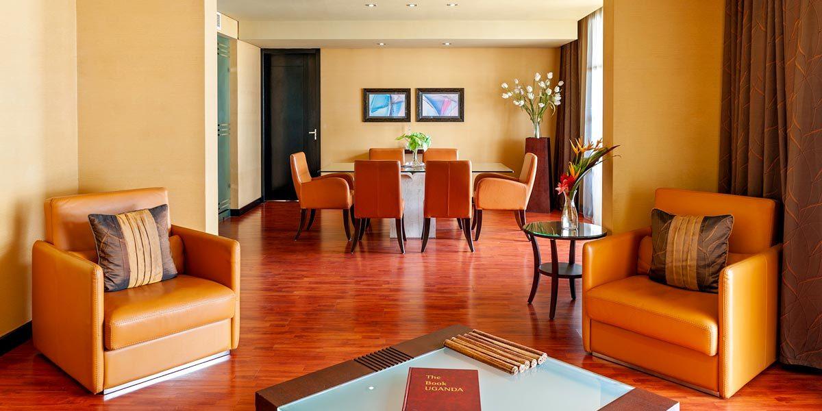 Munyonyo commonwealth resort - presidential suite