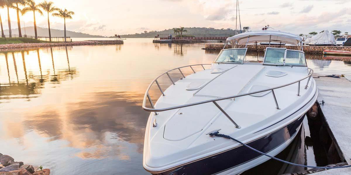munyonyo commonwealth resort marina-boats