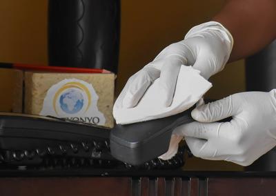 munyonyo commonwealth, wecare - surface-sanitization